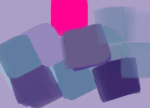 accord magenta violet