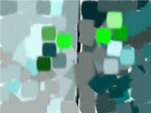 Cyan Vert exemple