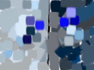 secondaire tertiaire bleu