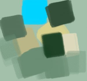 accord cyan vert